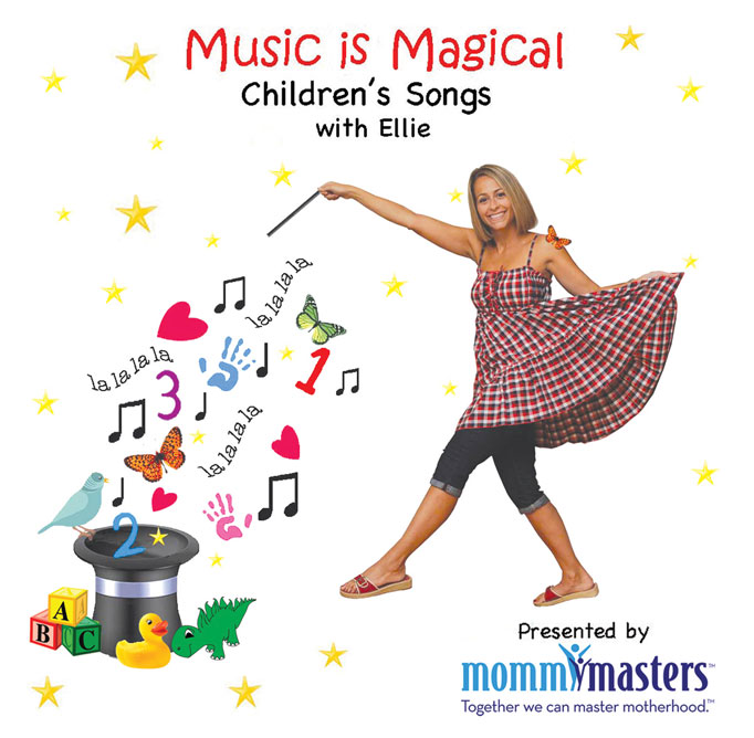 Music is Magical CD