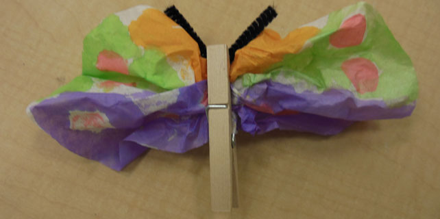 Clothes pin Butterfly final