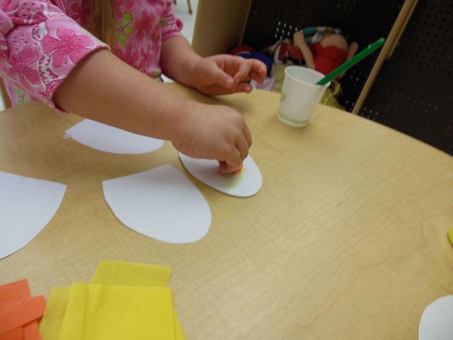Paper Flowers - Step 4