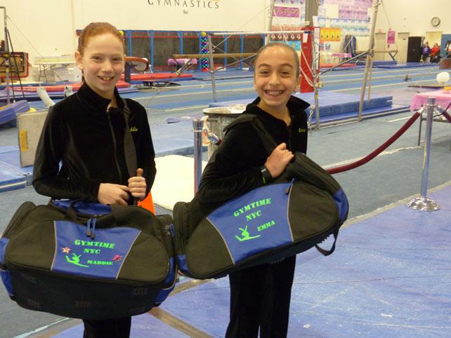 Gymtime Gymnastics Bags