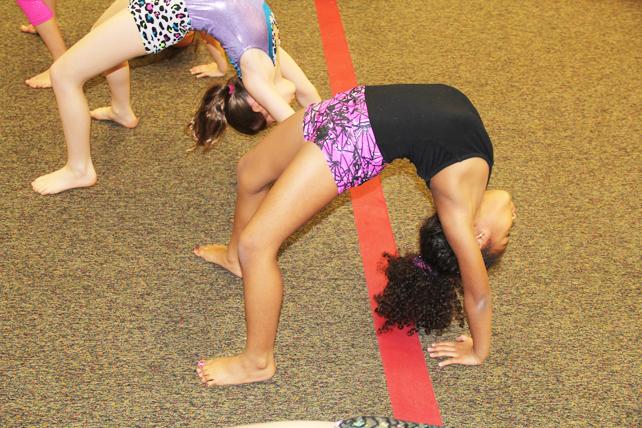 Gymnastics-Camp