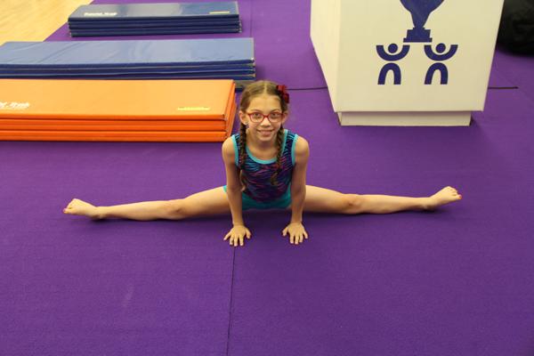 Gymnastics Summer Strength Challenge: - 332.0KB