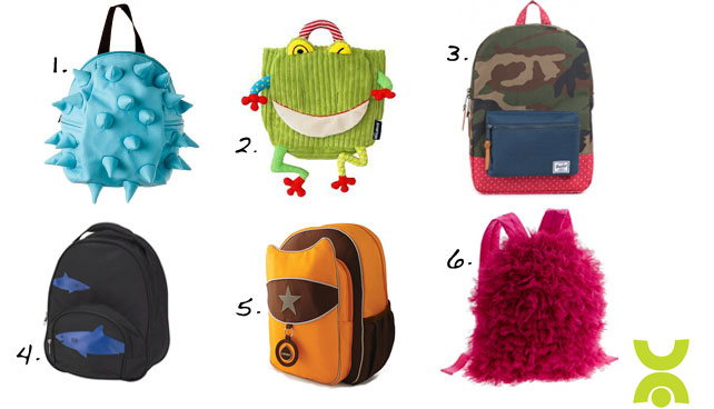 Gymtime | Back to School Backpacks: Fall 2013 Edition